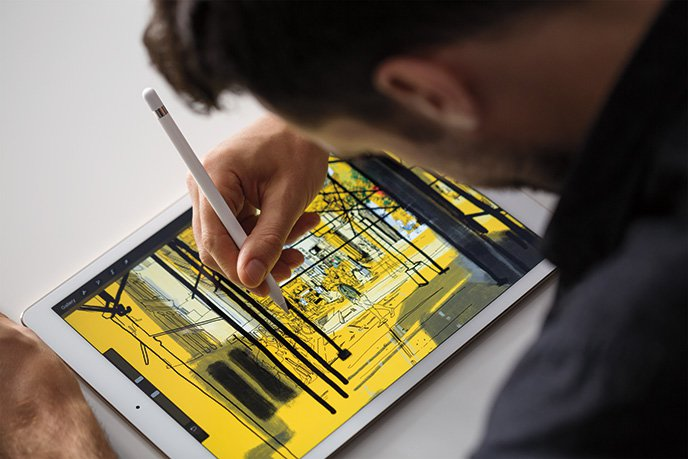 The iPad Pro first thoughts