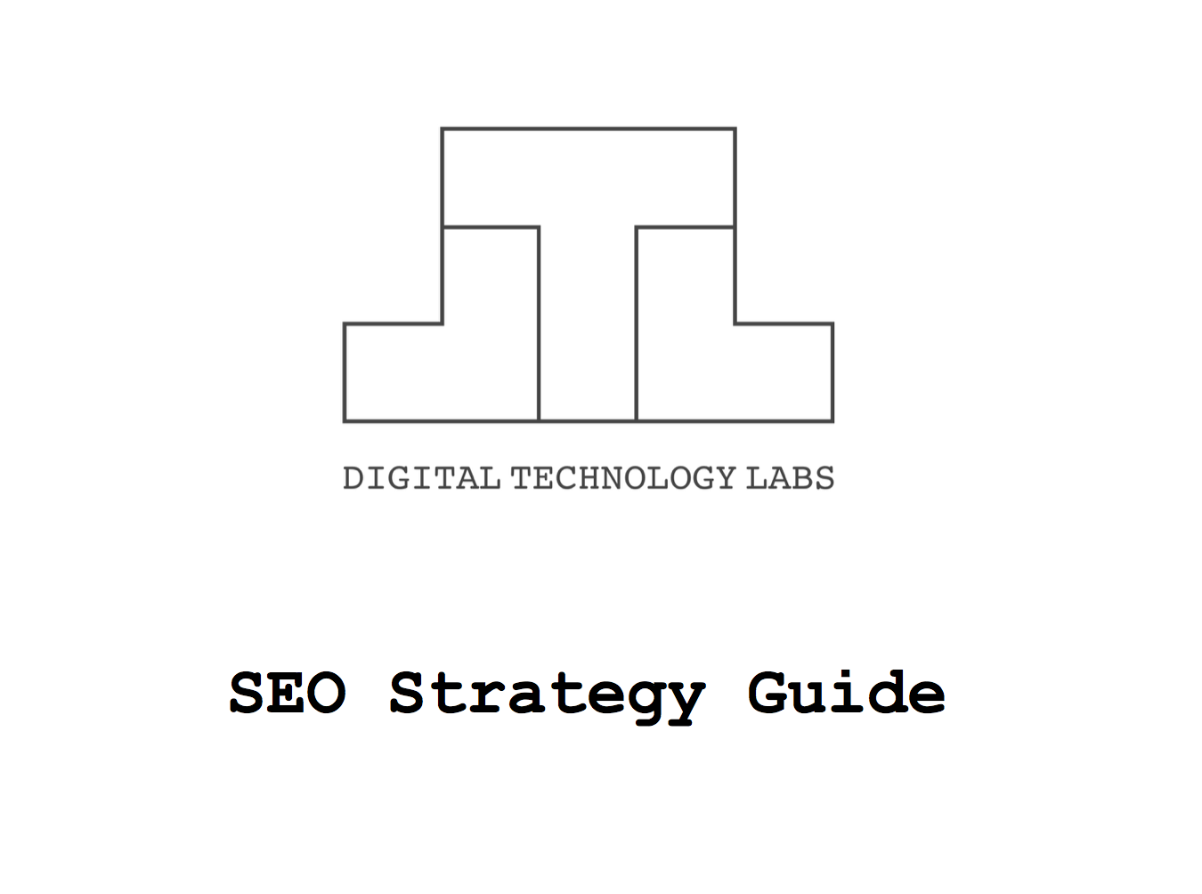 Free SEO and digital marketing strategy guide, eCommerce setup guide!