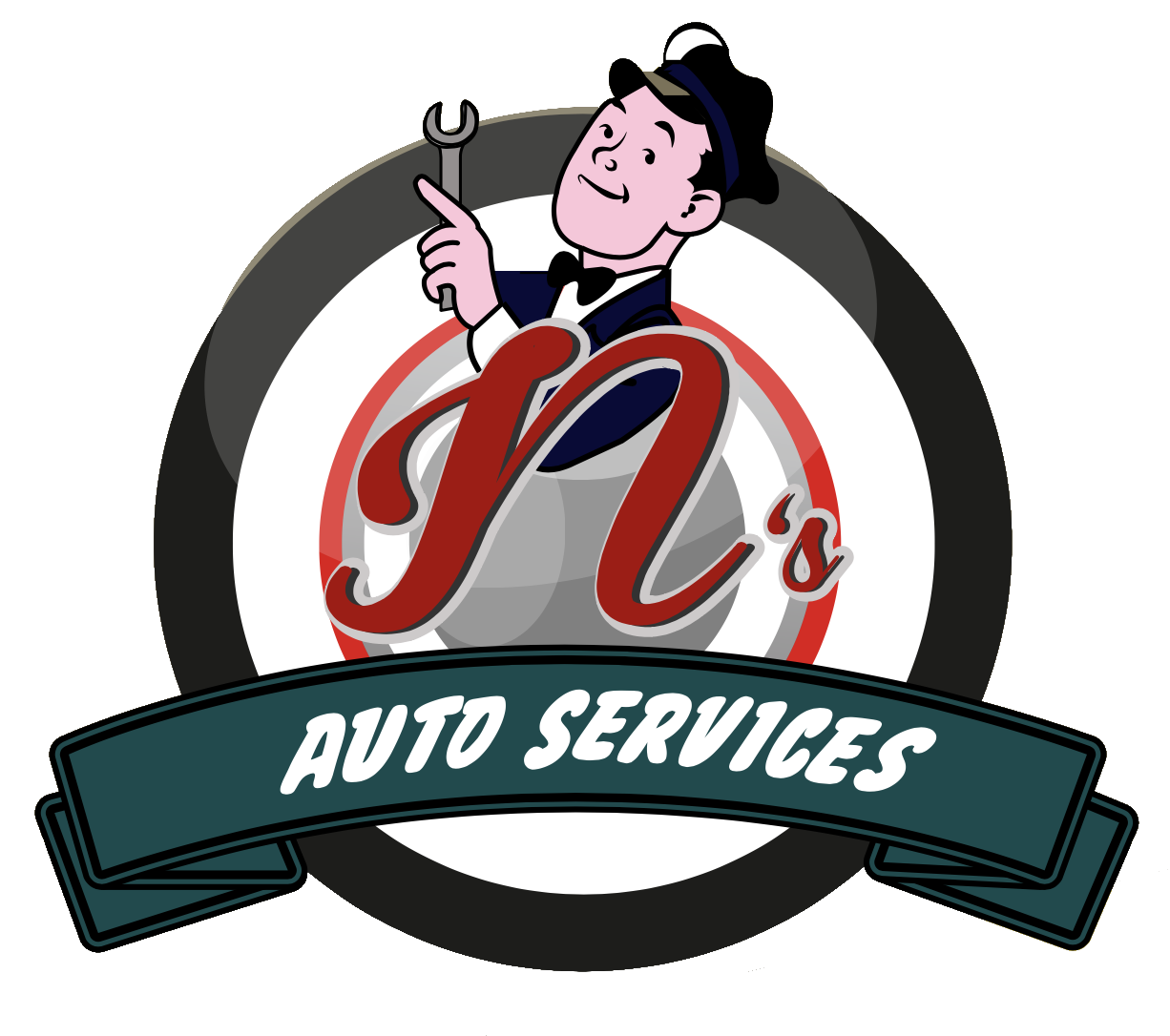 N's Auto Services rebuild from the ground up!