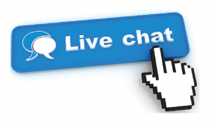 great ways to get feedback live chat DTL
