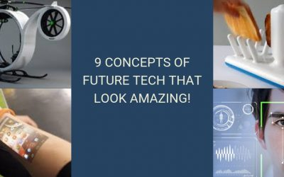 9 concepts of future tech that look amazing!