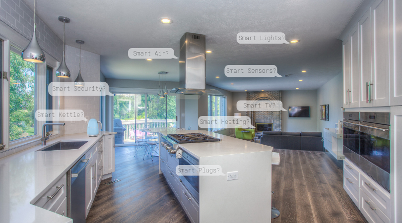 Transform your home into the smart home of the future