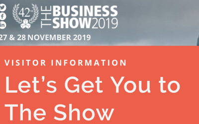 DTL go to The Business Show
